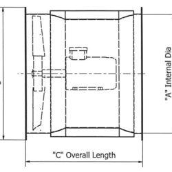 Cylindrical Bifurcated